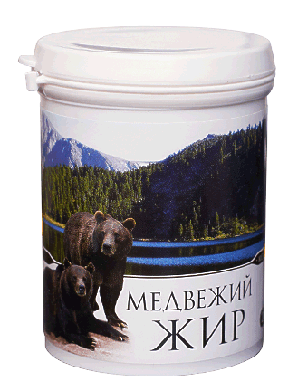 Медвежий жир 200мл