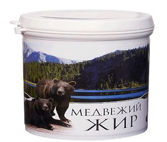 Медвежий жир, 150 капсул